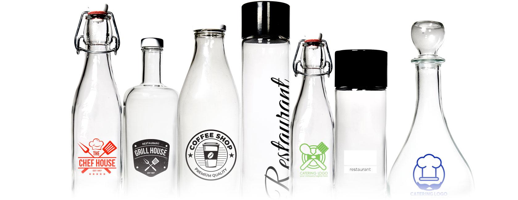Personalizza le tue bottiglie