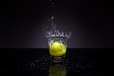 acqua alla spina