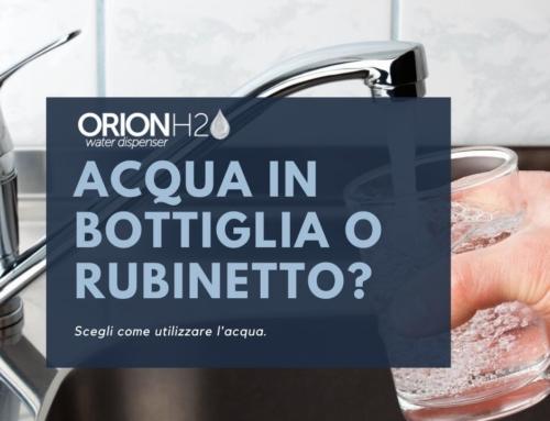 Acqua in Bottiglia o Rubinetto? Vediamo i Pro e Contro