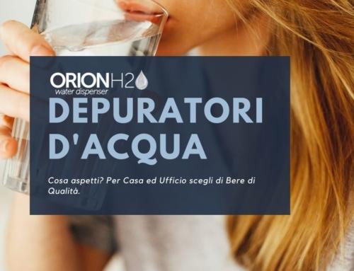 Depuratori d'acqua per casa ed ufficio, garantire sicurezza e qualità da bere
