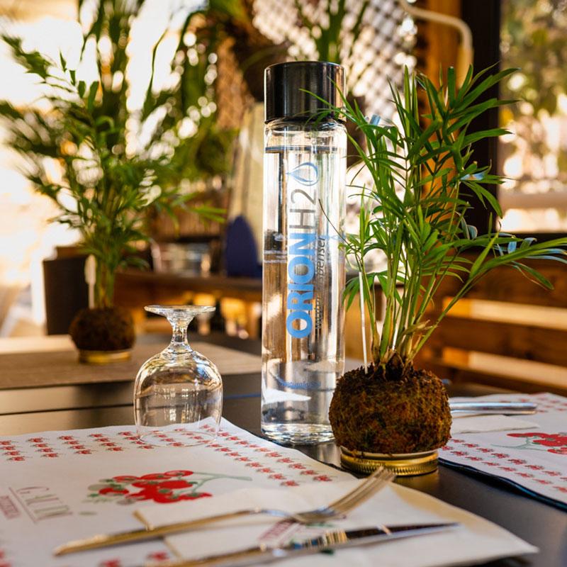 water dispenser ristorante